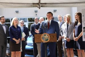 Plan for Expansion of Florida's Electric Vehicle Infrastructure